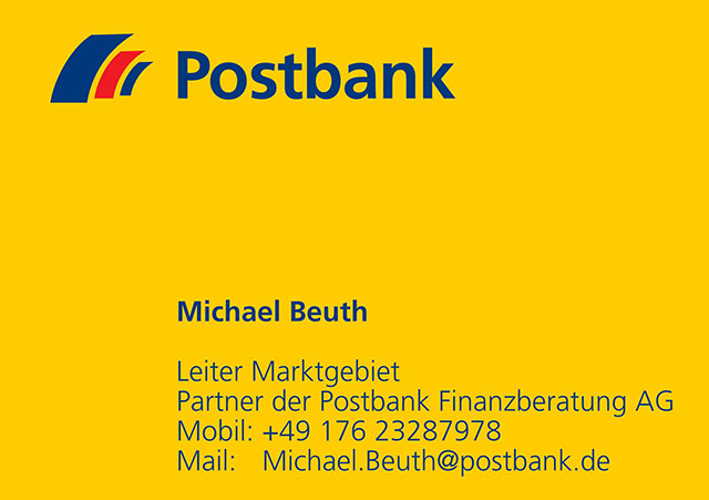 Postbank Michael Beuth